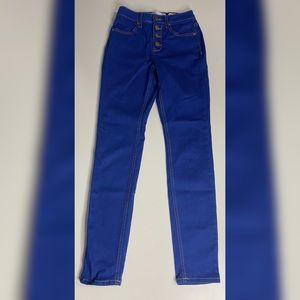 No Boundaries High Waisted Jeans